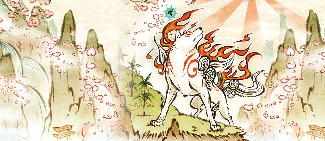 News – Ōkami HD in uscita su PlayStation 4, Xbox One e forse PC