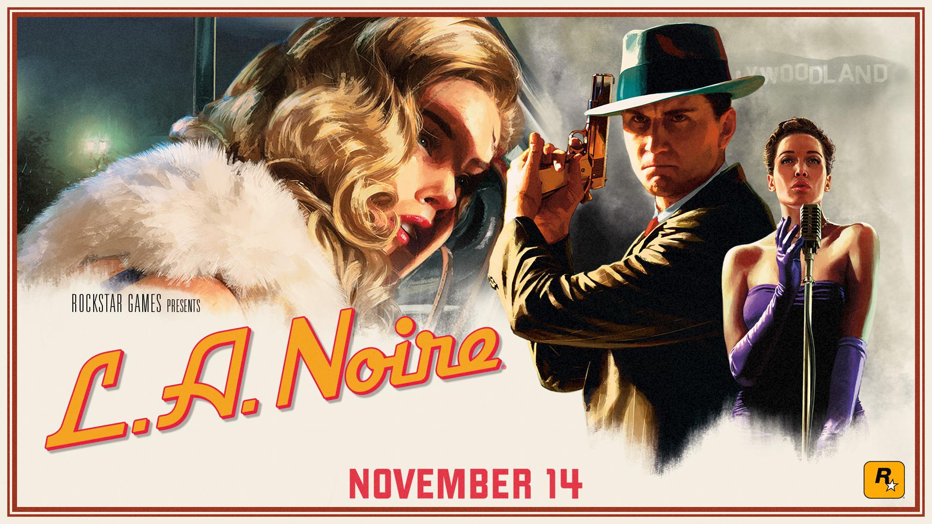News – Rockstar annuncia 4 nuove edizioni del capolavoro L.A. Noire
