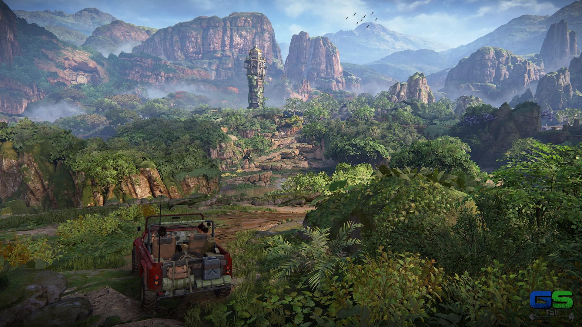 Uncharted: L'eredità Perduta - Esplorazione