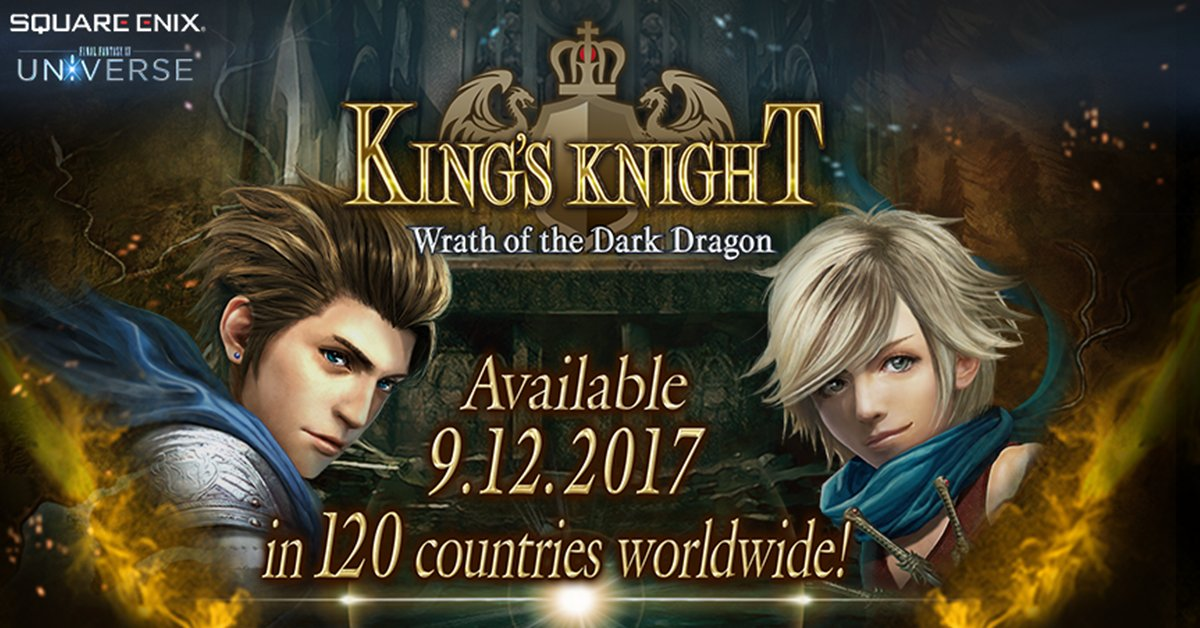 News – King's Knight: Wrath of the Dark Dragon, disponibile per iOS e Android