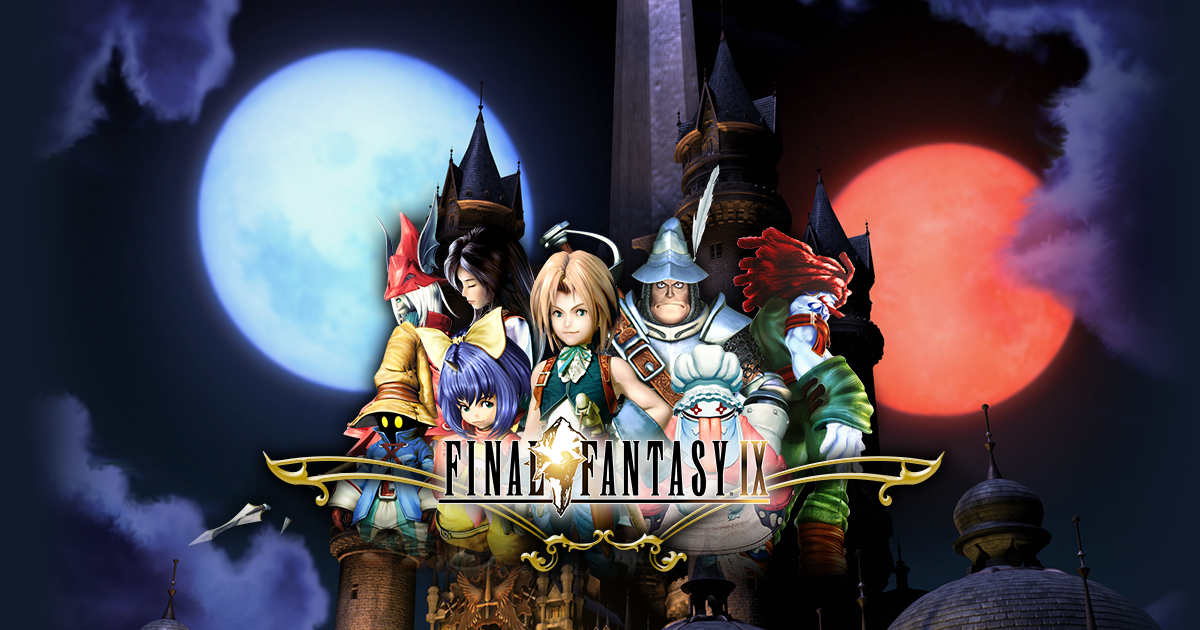 News – Final Fantasy IX Digital Edition arriva OGGI su PlayStation 4!