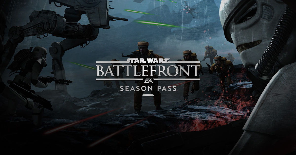 News – Season Pass di Star Wars Battlefront disponibile gratis