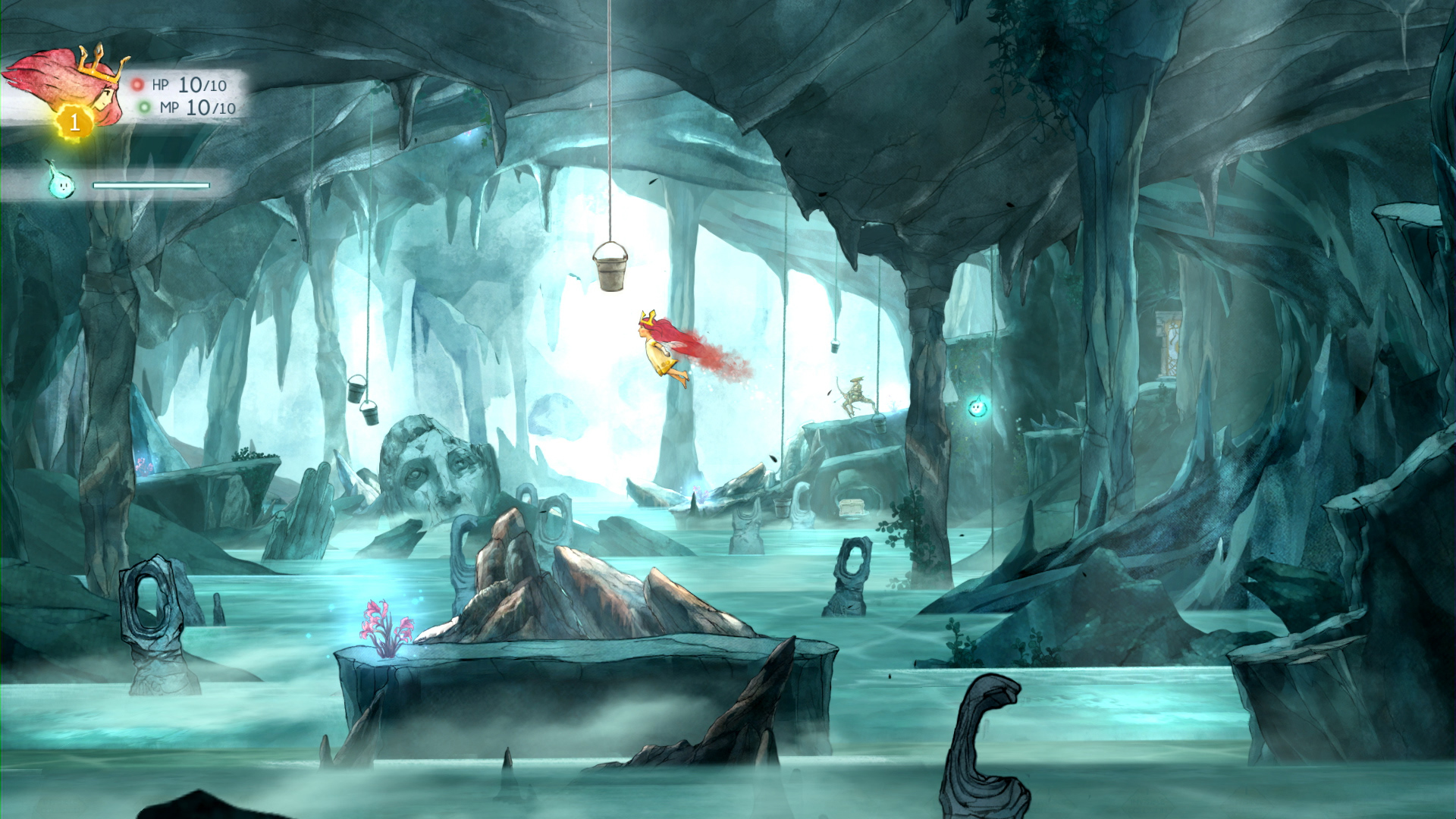 Child of Light - la piccola Aurora