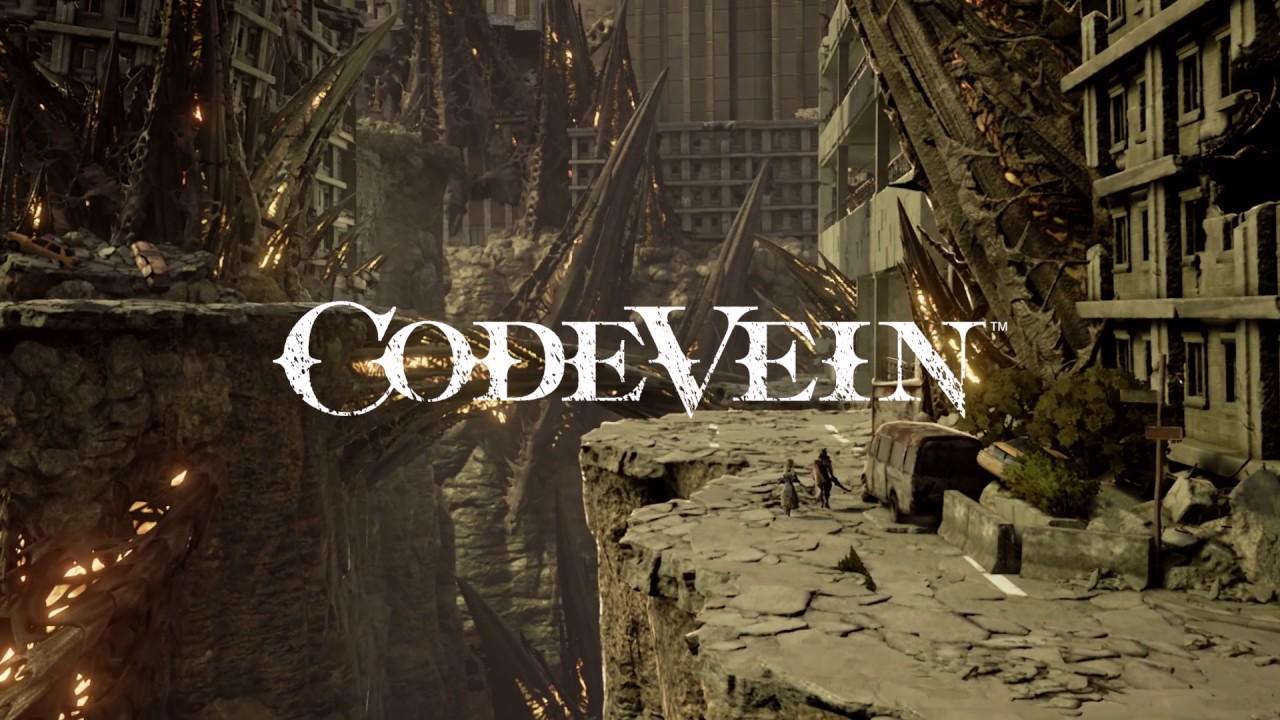 News – Code Vein, il nuovo titolo Bandai Namco mostrato al Tokyo Game Show
