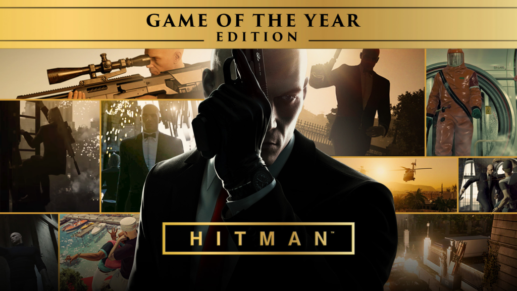 News – HITMAN: Annunciata la Game of the Year Edition