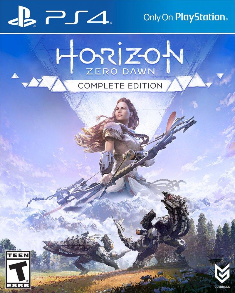 News – Horizon Zero Dawn tornerà a dicembre con la Complete Edition