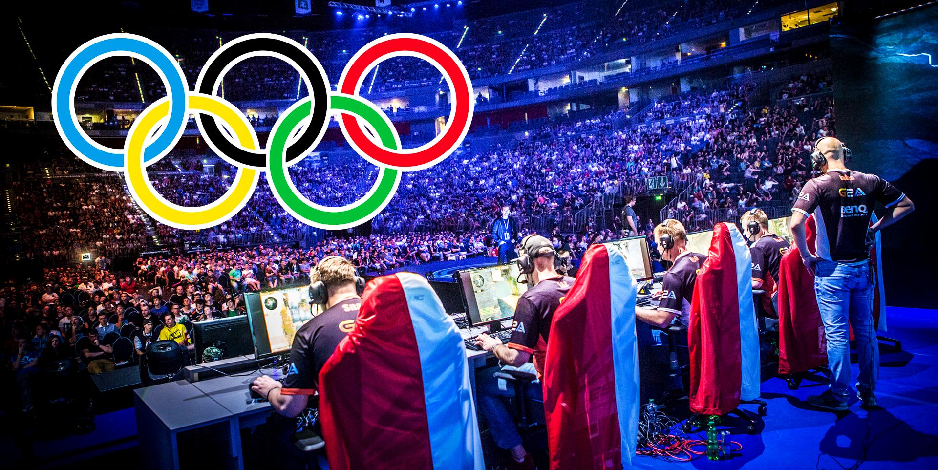 """News – Svolta storica del CIO: """"i videogiochi sono sport"""""""