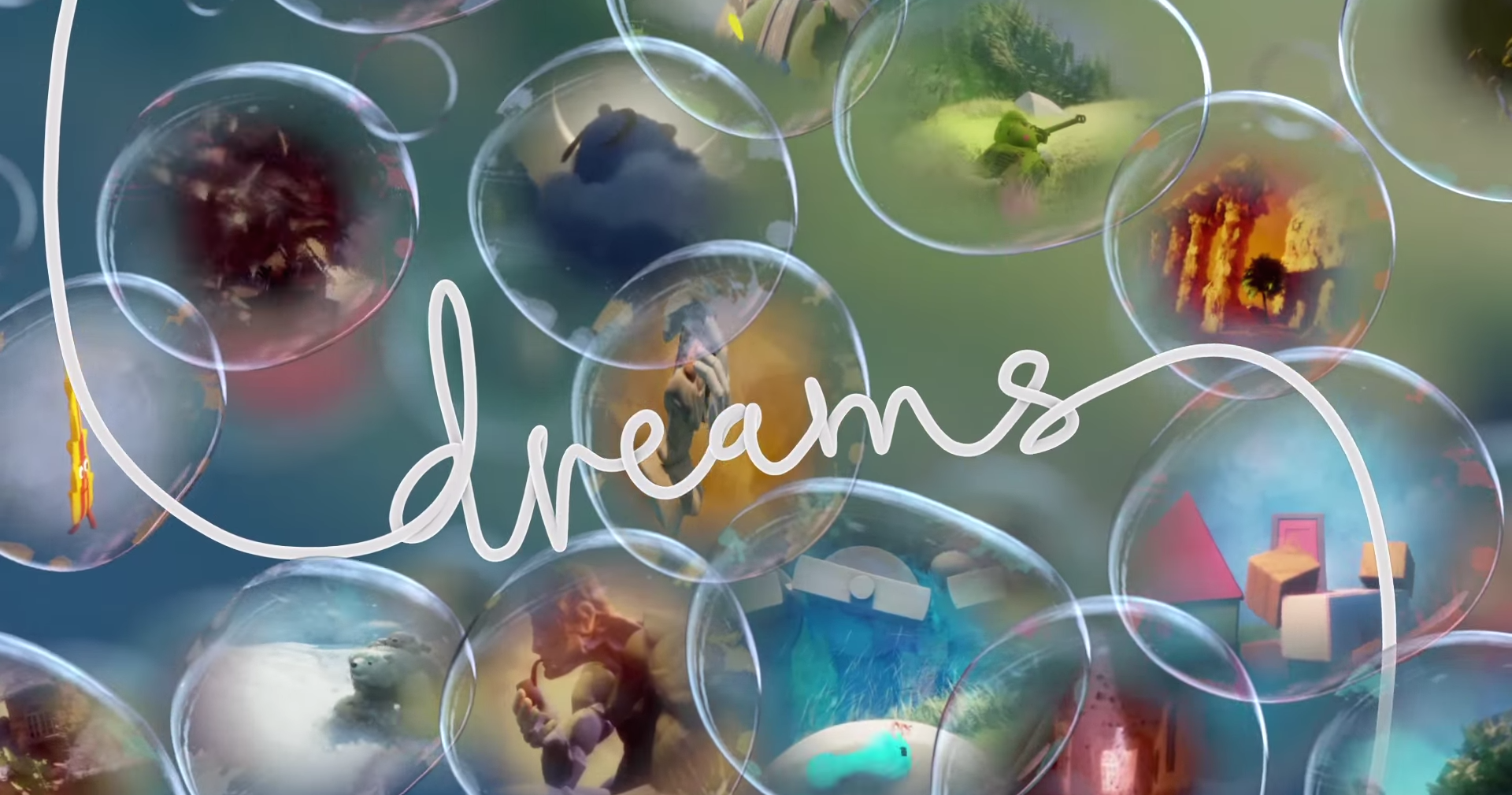 News – Dai creatori di Little Big Planet e Tearaway, è in arrivo Dreams