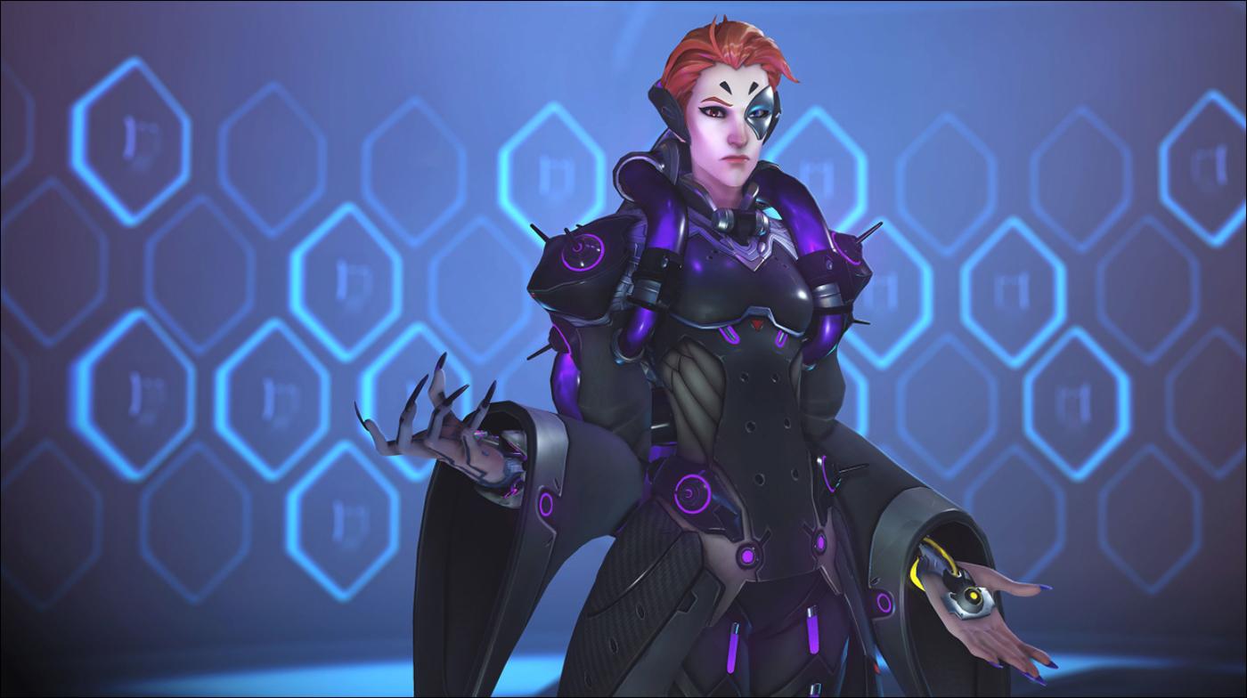 News – Overwatch: la nuova eroina Moira e tanto altro!