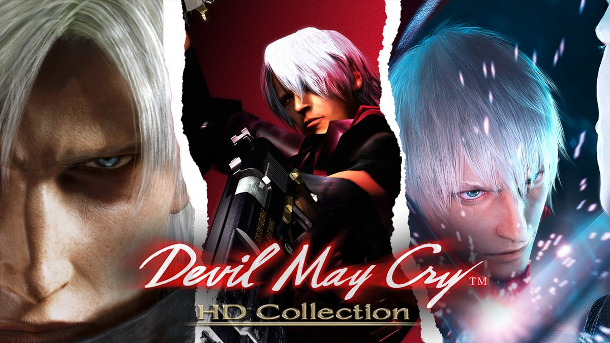 News – Devil May Cry HD Collection annunciato per PlayStation 4, Xbox One e PC