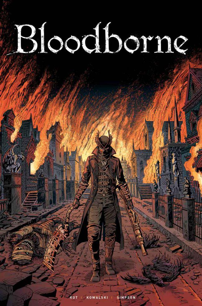 Bloodborne diventerà un fumetto grazie a Titan Comics