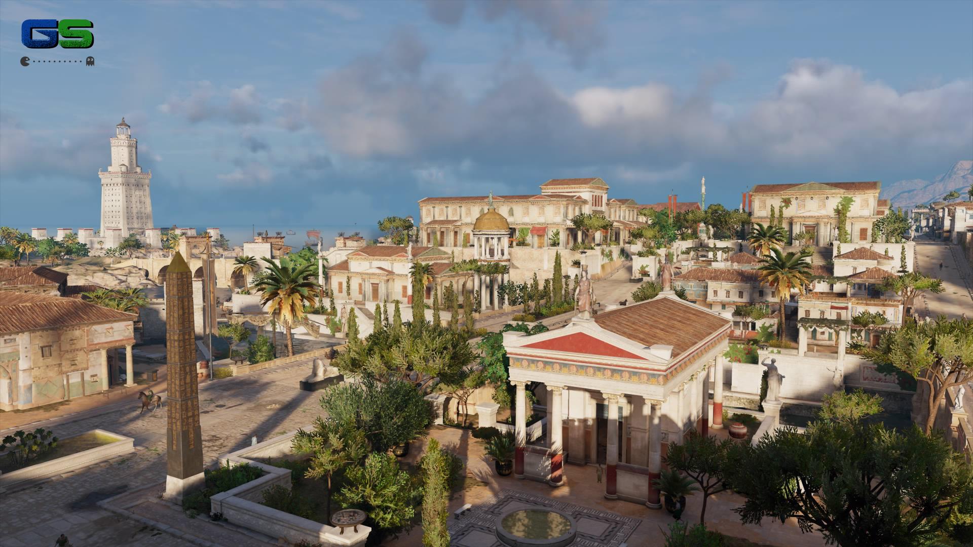 Assassin's Creed Origins - Alessandria