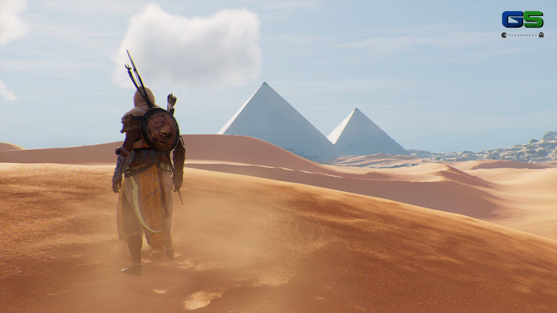 Assassin's Creed Origins - Bayek