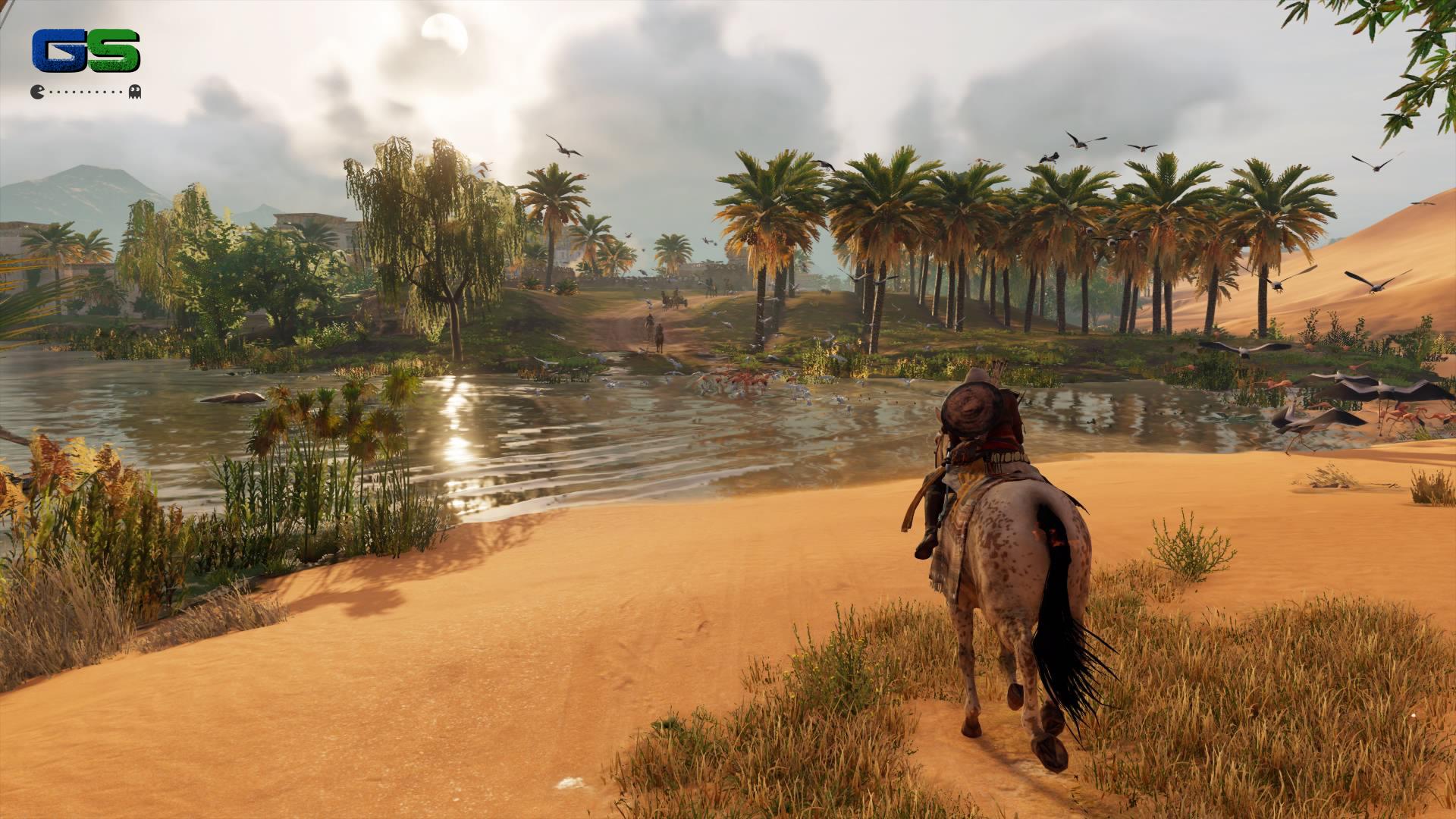 Assassin's Creed Origins - Ambientazioni