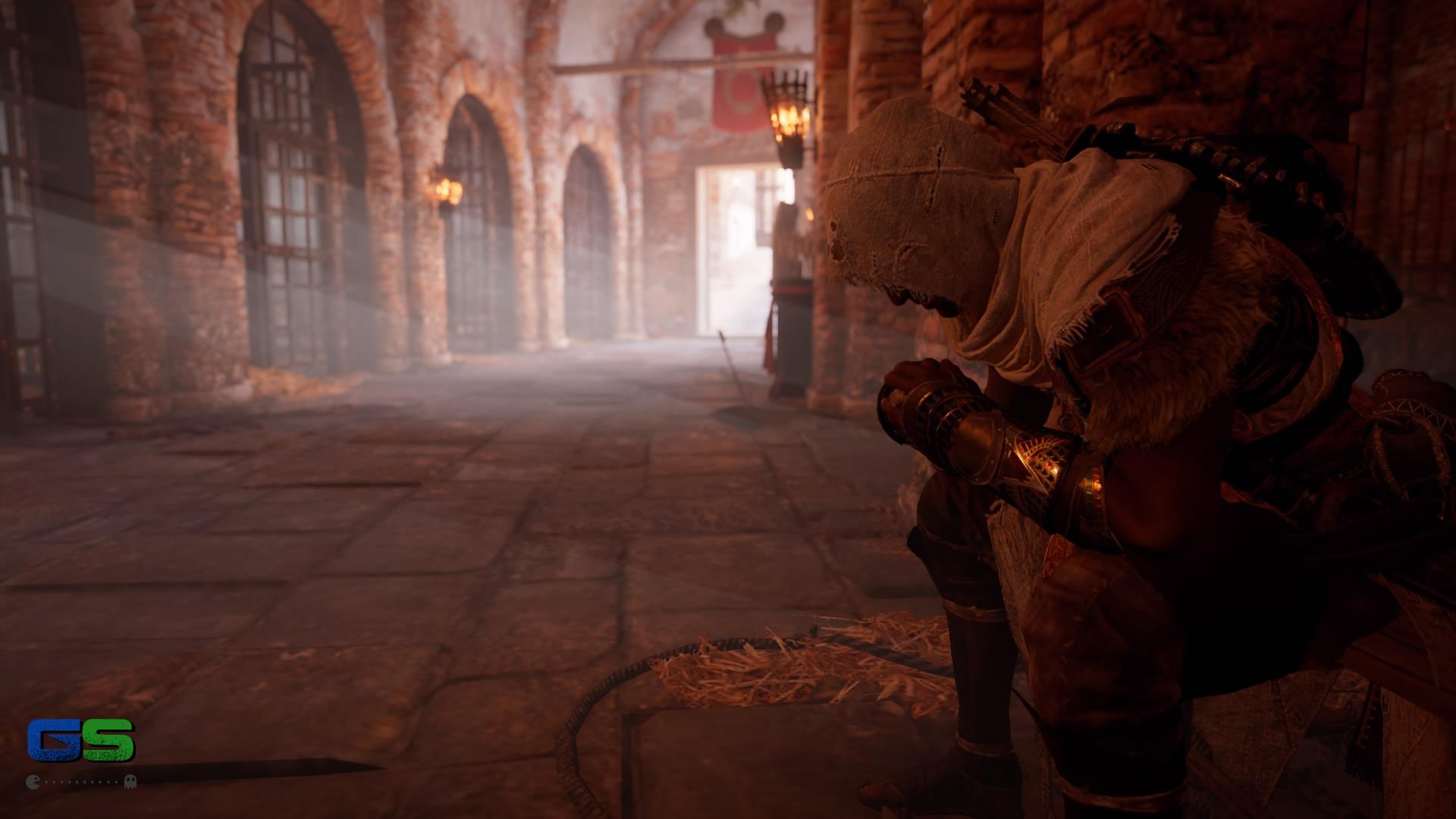 Assassin's Creed Origins - Ingresso nell'Arena