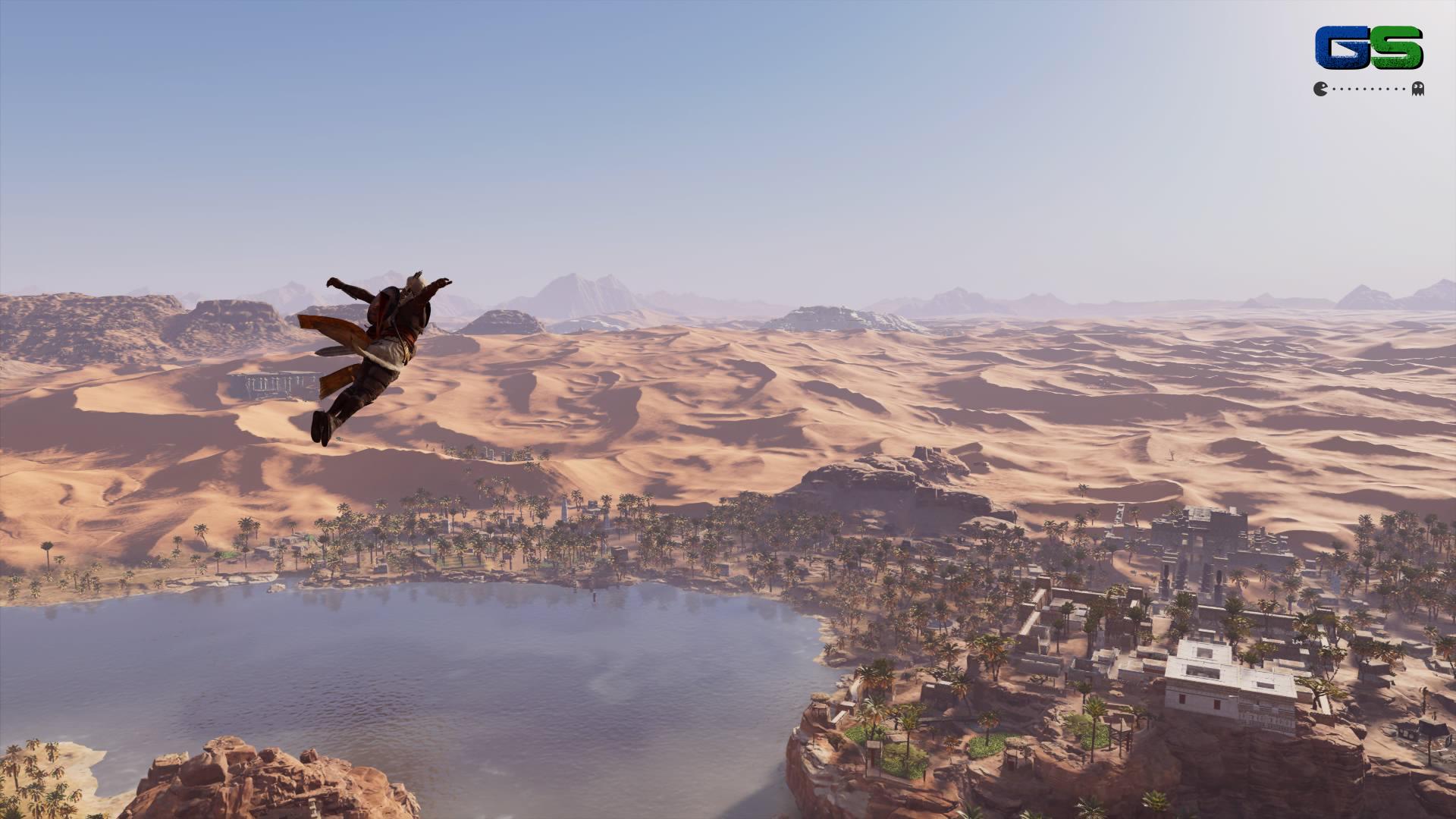 Assassin's Creed Origins - Un balzo della fede