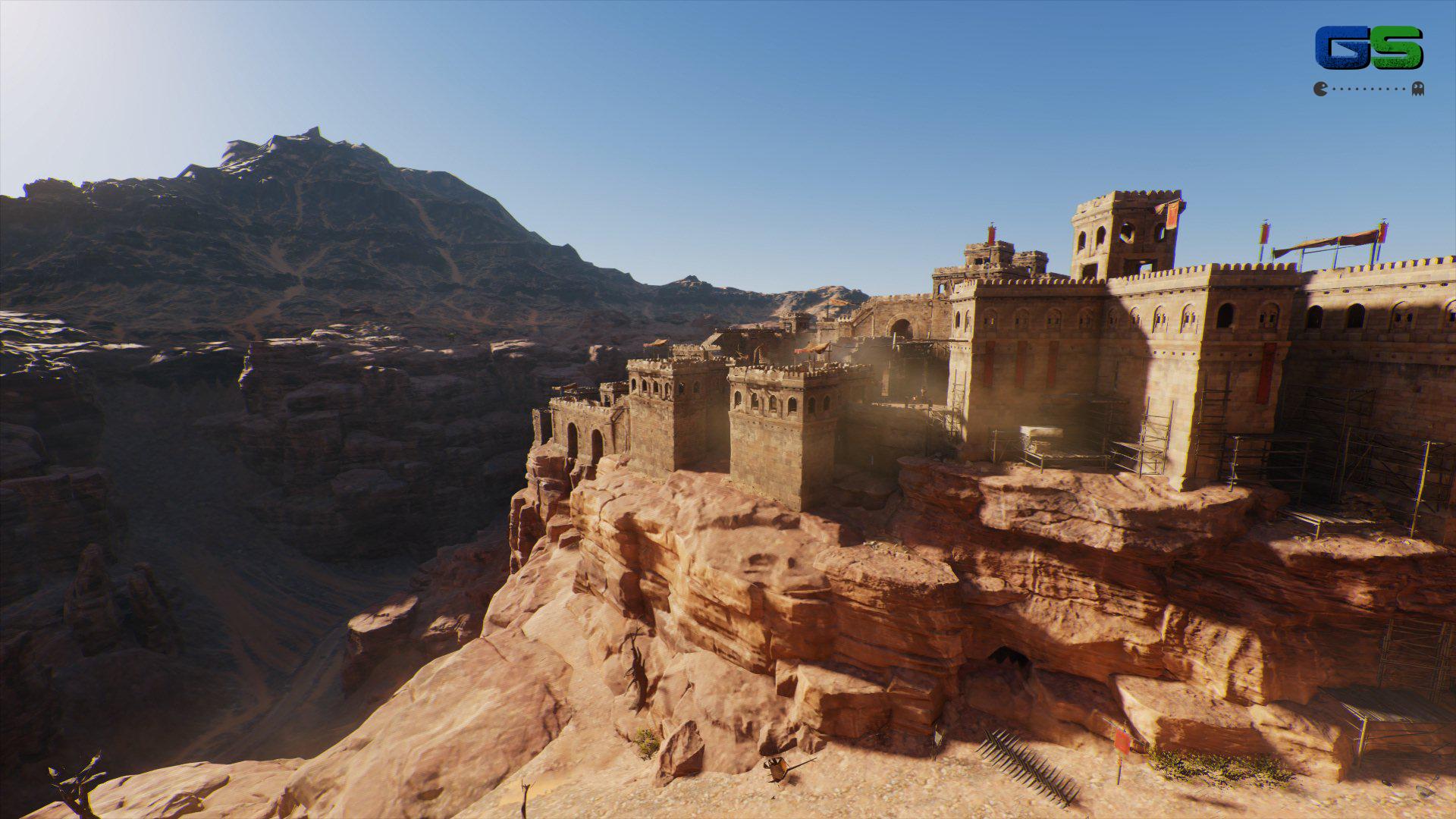 Assassin's Creed Origins - Scatti ottenibili con la modalità foto