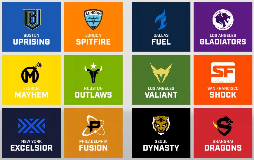 News – è arrivata la Overwatch League