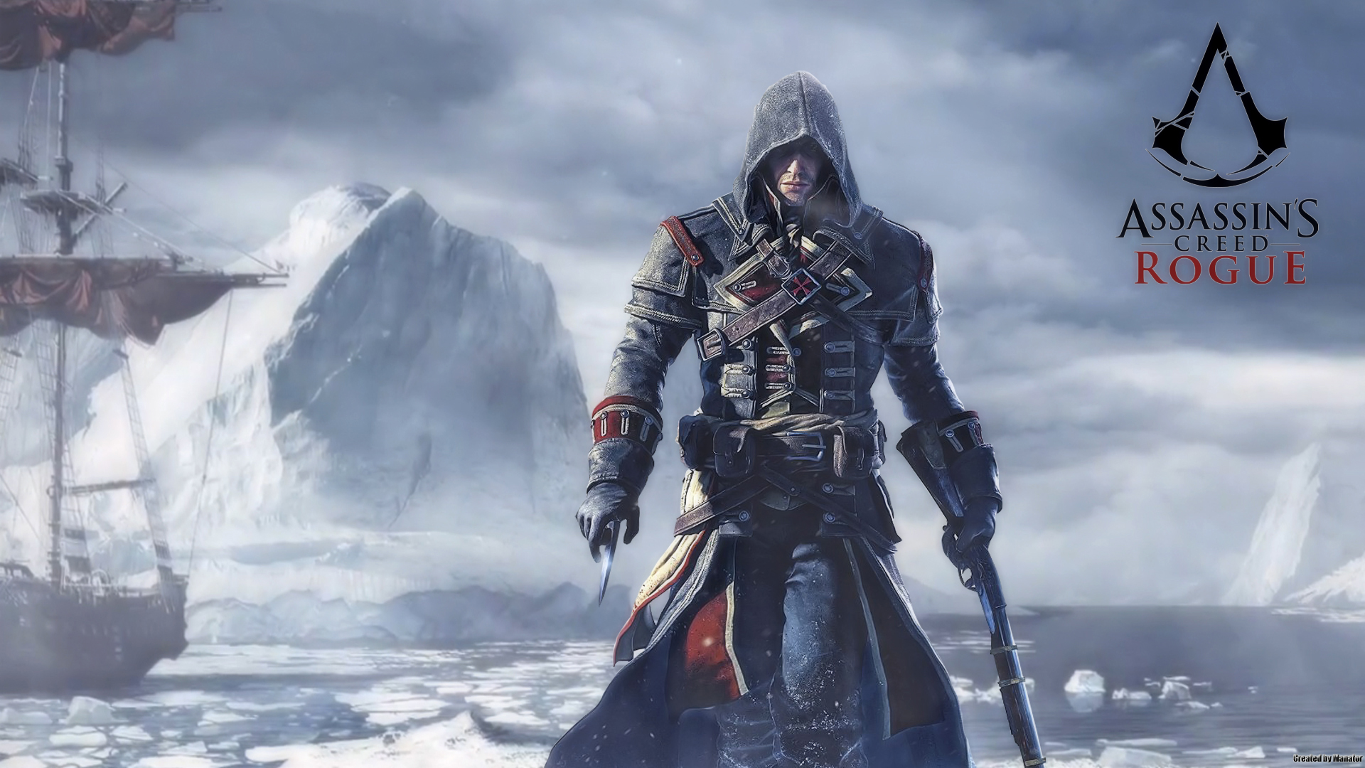News – Assassin's Creed Rogue Remastered approda su PlayStation 4 e Xbox One