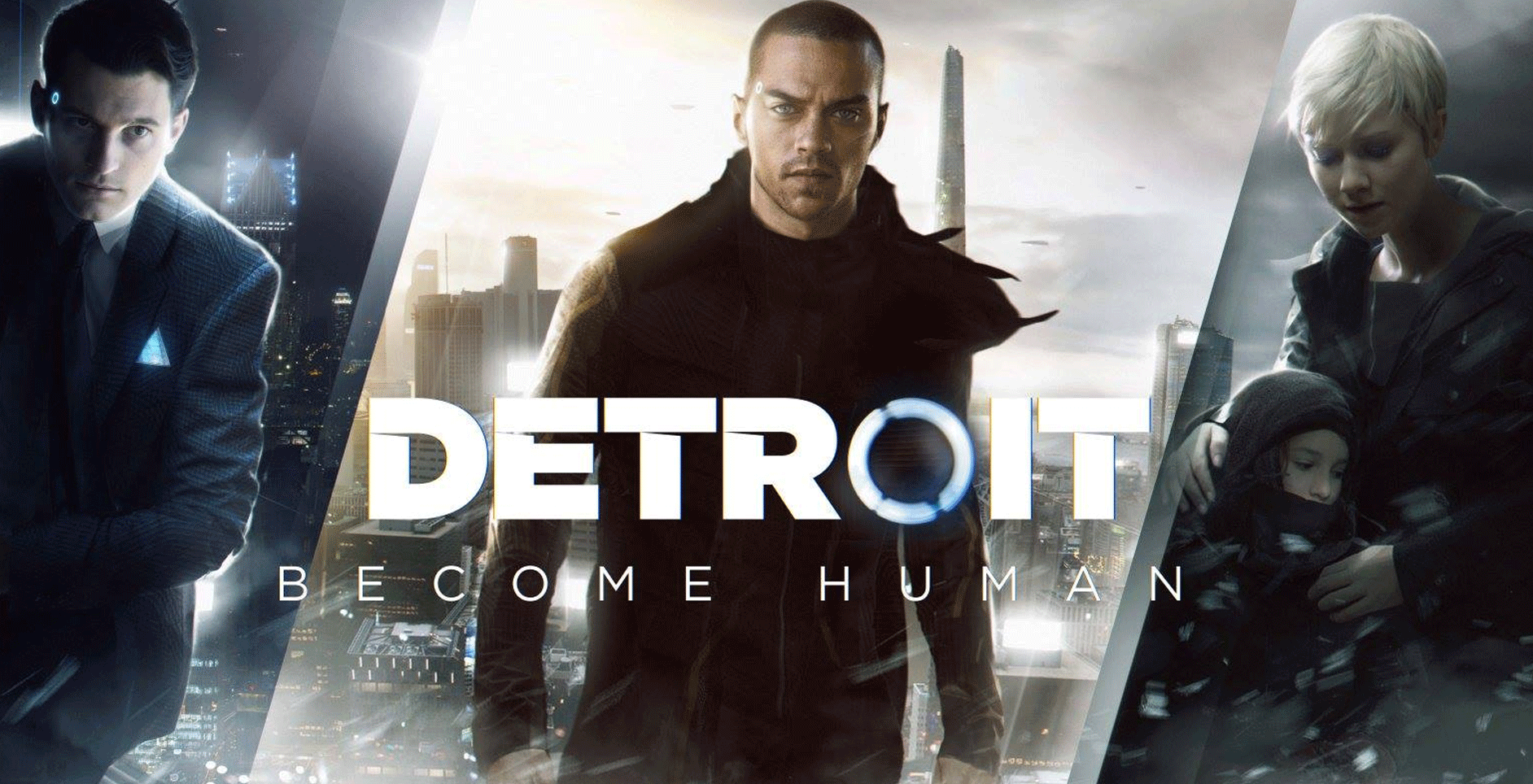 News – Nuovo trailer e data di uscita per Detroit Become Human