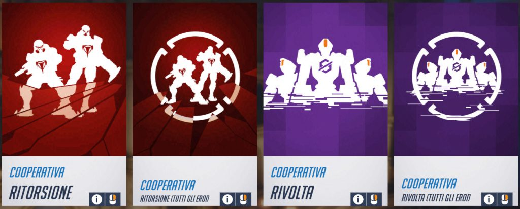 Evento Overwatch Ritorsione