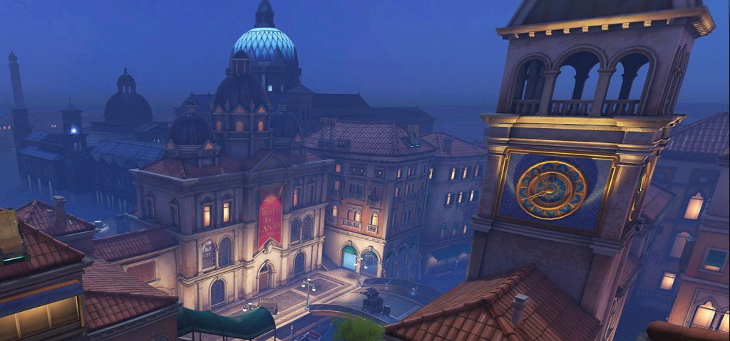 Evento Overwatch Ritorsione in Italia: Rialto