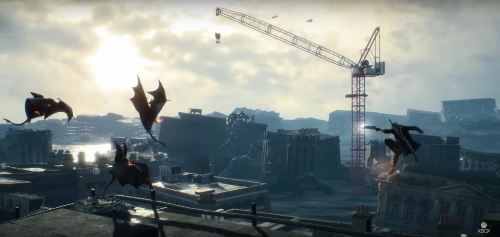 Devil May Cry 5 - Screenshot
