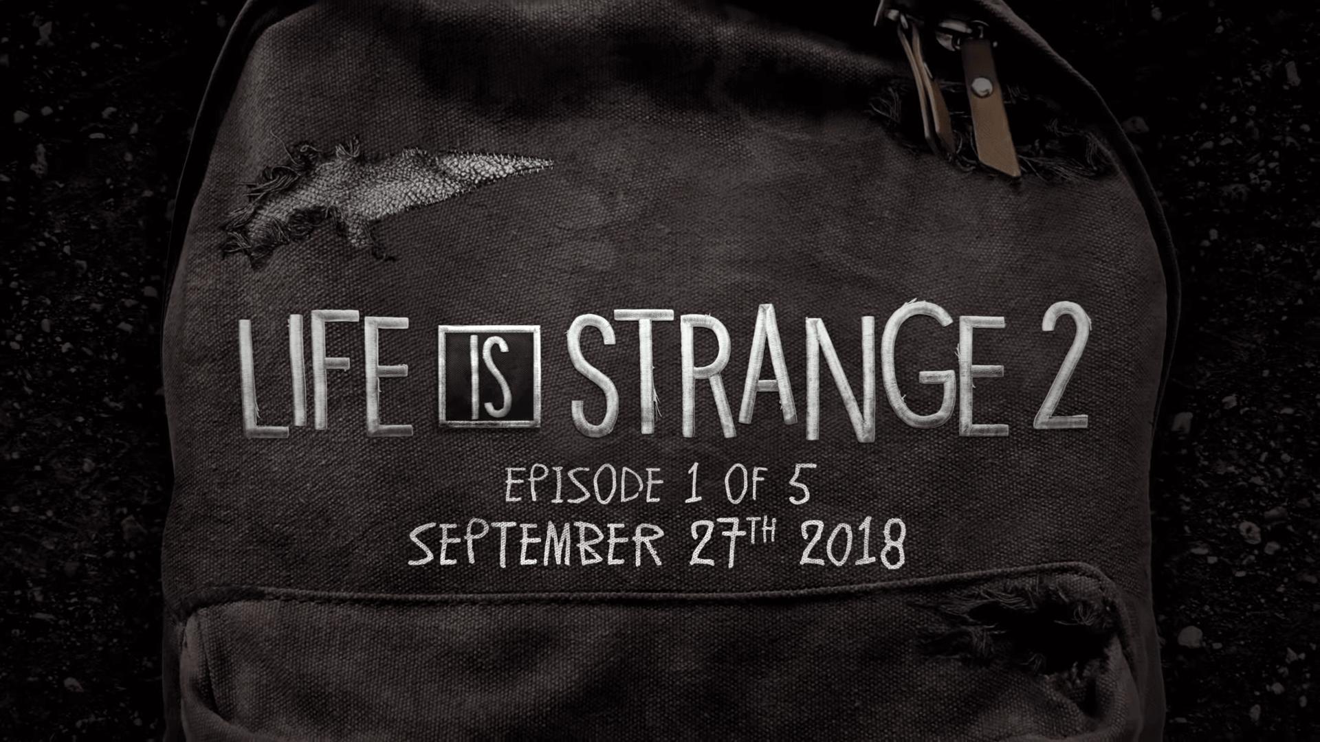 News – Life is Strange 2: il primo episodio in uscita a settembre
