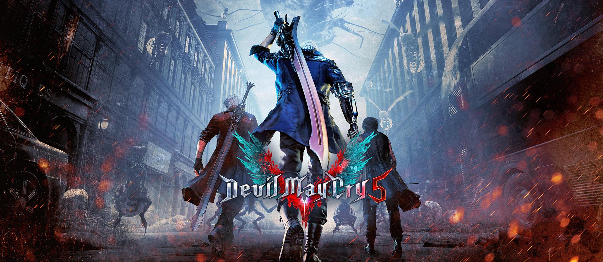 Devil May Cry 5 – Il Ritorno di Dante e Nero