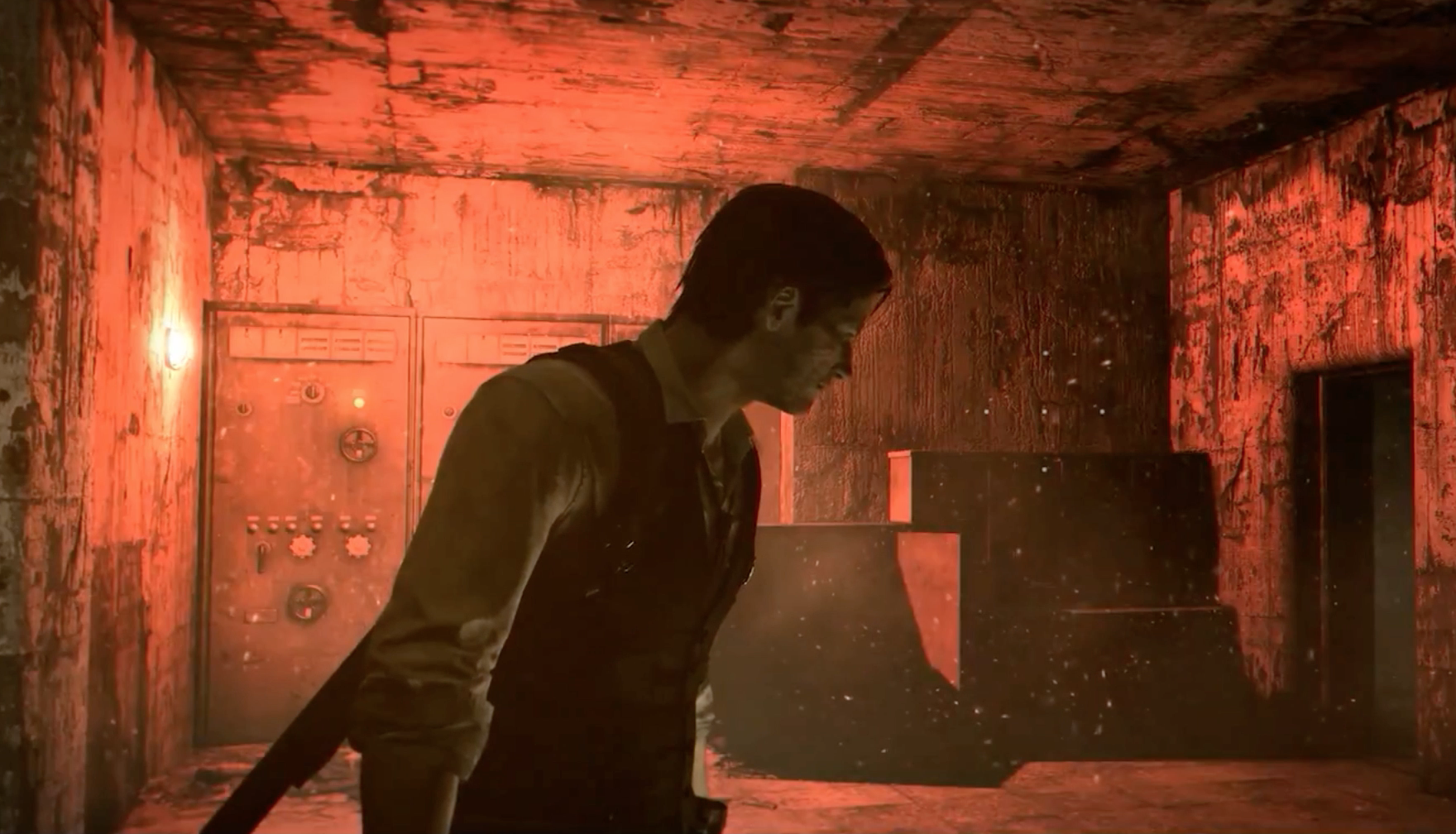The Evil Within - Il protagonista Sebastian Castellanos