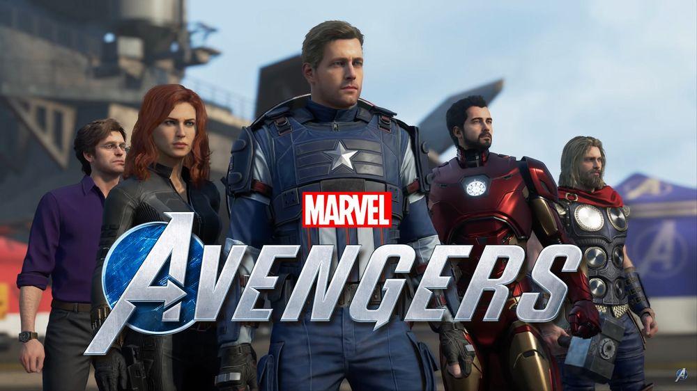 Marve's Avengers